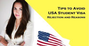 usa student visa rejection
