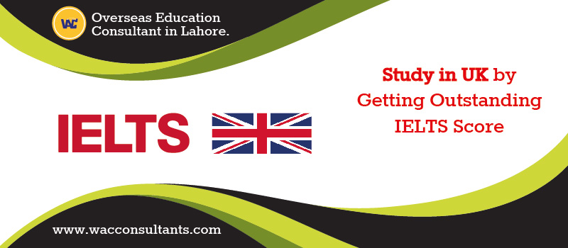 study in uk with ielts